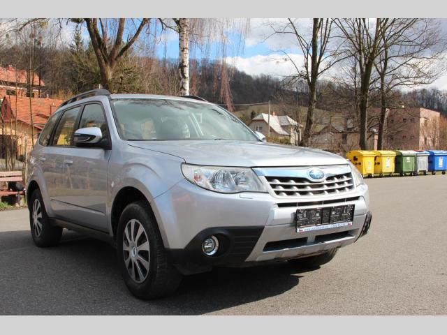 Subaru Forester 2,0 i LPG BRC do roku 2028