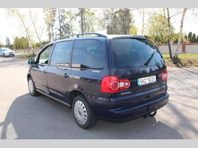 Volkswagen Sharan 2,0 Family